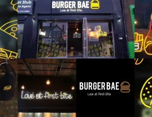 Burger Bae Manchester The Meating Room Restaurant HMC