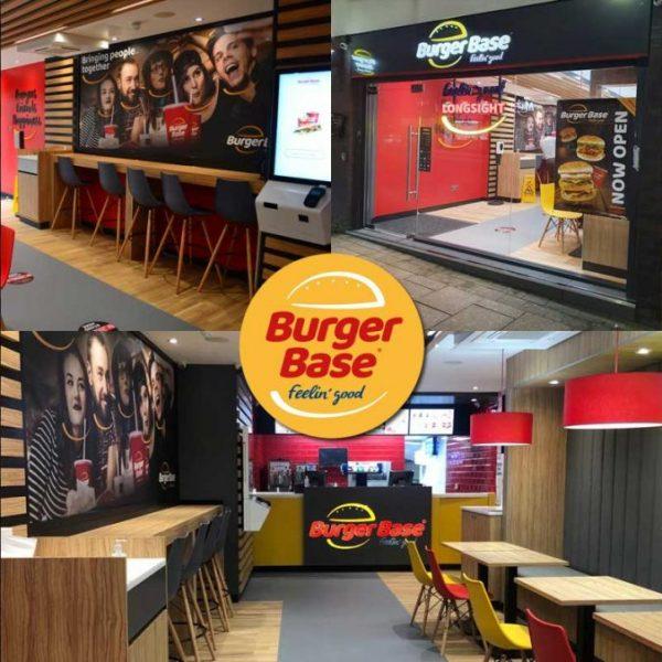 Burger Base McDonald's Halal Manchester