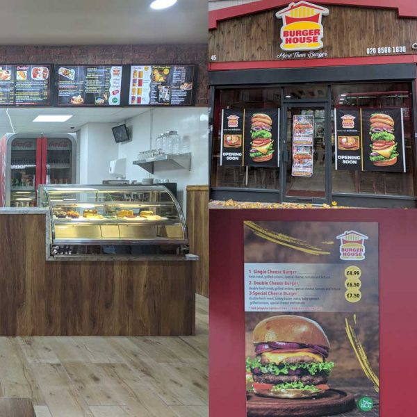 Burger House Ealing London