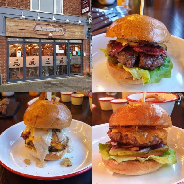 BurgerBey Burgers Ickenham Restaurant London