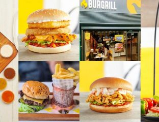 Burgrill Halal Chicken Burger Restaurant Clapton London