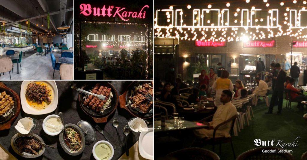 Butt Karahi Halal Restaurant London Pakistan Lahore Ilford