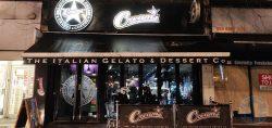 waffle Creams dessert restaurant Ealing Broadway Ice Cream