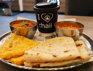 breakfast Chaii Wala Indian Halal restaurant Coventry Road Birmingham
