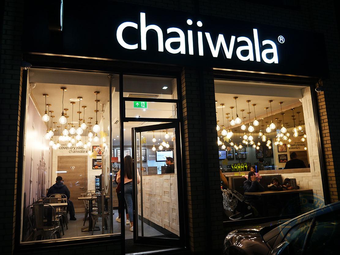 Chaiiwala (Indian) Coventry Road, Birmingham Feed the Lion