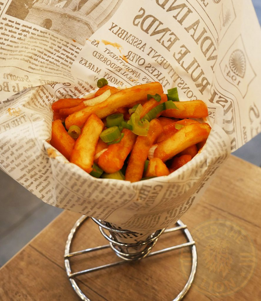 chips fries casawa breakfast Chaii Wala Indian Halal restaurant Coventry Road Birmingham