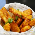 Chaii Wala Indian Halal restaurant Coventry Road Birmingham fries chips