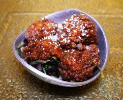 Jackfruit Comptoir V Moroccan Vegan Vegetarian Halal Restaurant Kensal Green Rise London