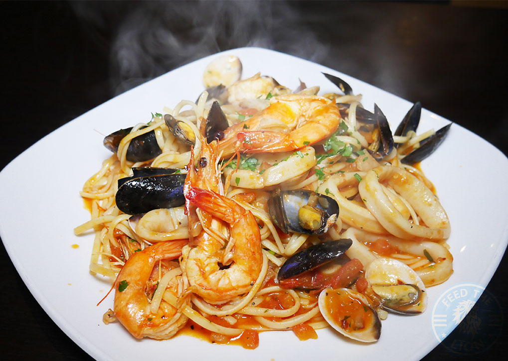Chianti Italian restaurant West Ealing, London Halal pasta pizza