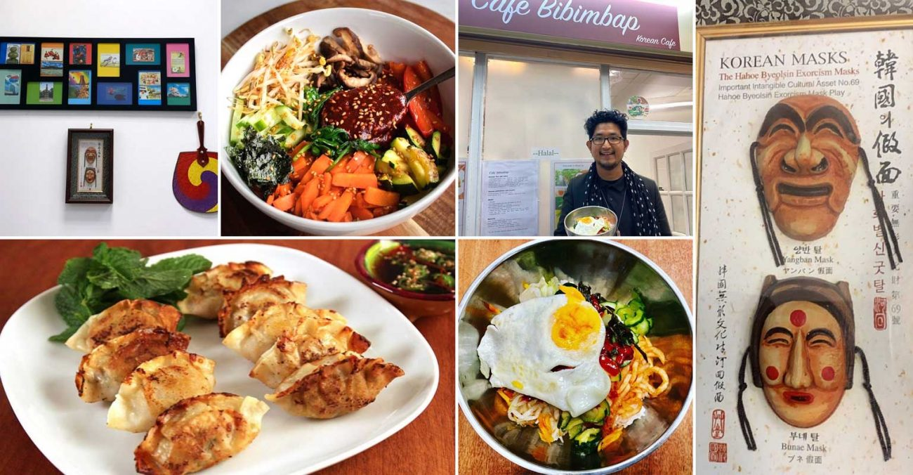 Halal Korean Cafe Bibimbap Opens In London S West Ealing Feed The Lion