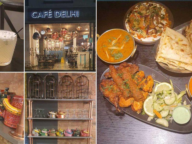 Cafe Delhi Halal Indian Restauant Leicester