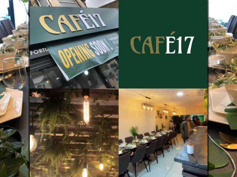 Cafe17 Halal cafe restaurant Walthamstow London