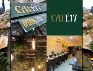 Cafe17 Halal cafe restaurant Walthamstow London