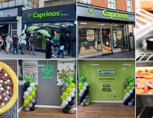 Caprinos Halal Pizza Restaurant Southampton Merseyside St Helens