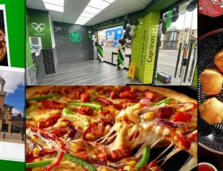 Caprinos Pizza Carterton Halal Oxfordshire