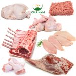 click halal online meat delivery
