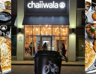 Chaiiwala Halal Restaurant Cafe Indian Toronto Ontario Canada