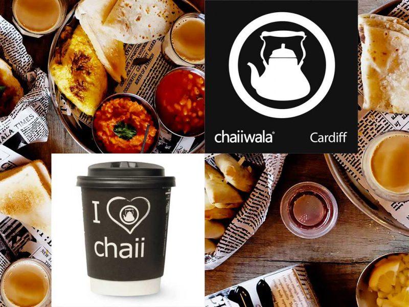 Chaiiwala Indian Breakfast Cardiff