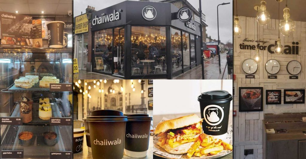 Chaiiwala Ealing London Indian Cafe
