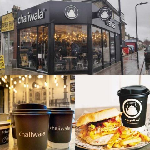 Chaiiwala Ealing London Indian Cafe