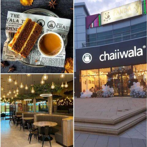 Chaiiwala Halal Indian Tea Glasgow Scotland