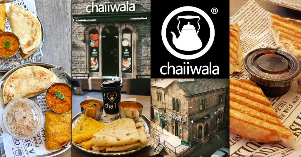 Chaiiwala Indian Breakfast Restaurant Huddersfield West Yorkshire