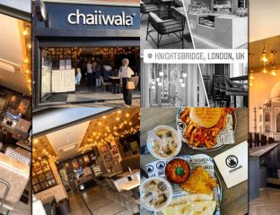 Chaiiwala Kingsgbury London Indian
