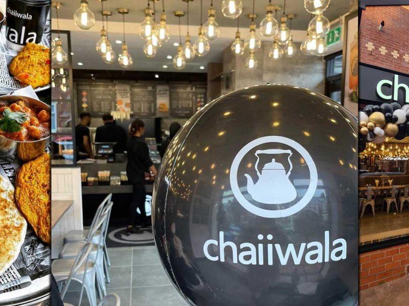 Chaiiwala Indian Halal Tea Restaurant Cafe Manchester