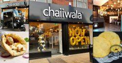 Chaiiwala Manchester Cafe Breakfast Halal