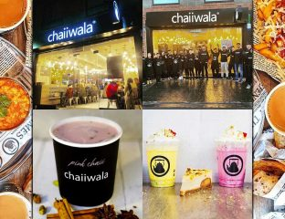 Chaiiwala Indian Cafe Restaurant Newcastle