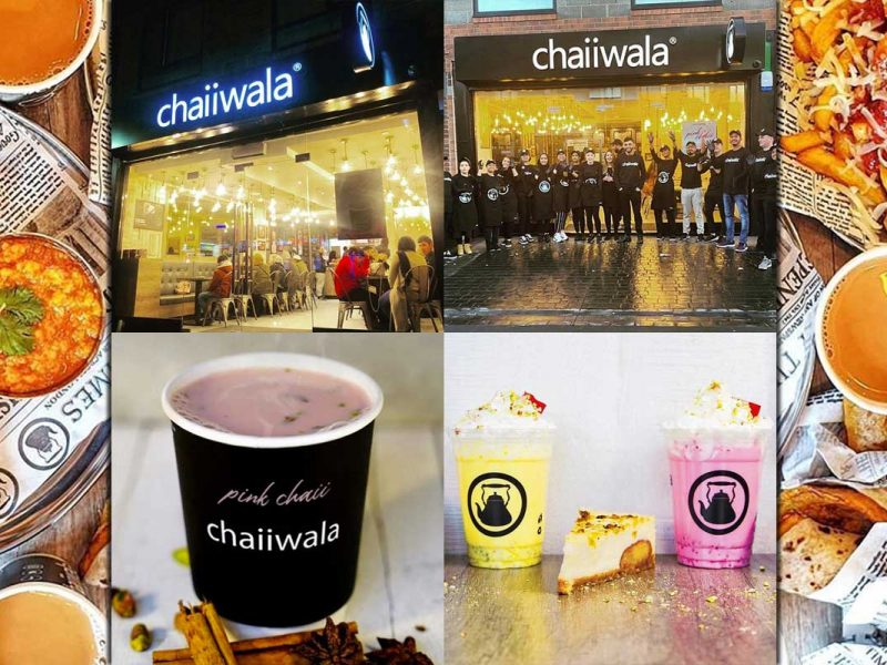 Chaiiwala Indian Cafe Restaurant Newcastle