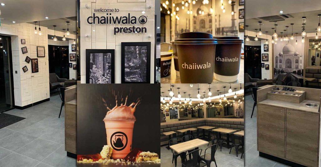 Chaiiwala Preston Indian Cafe Tea Chai Lancashire