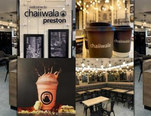 Chaiiwala Preston Indian Cafe Tea Chai Lancashire