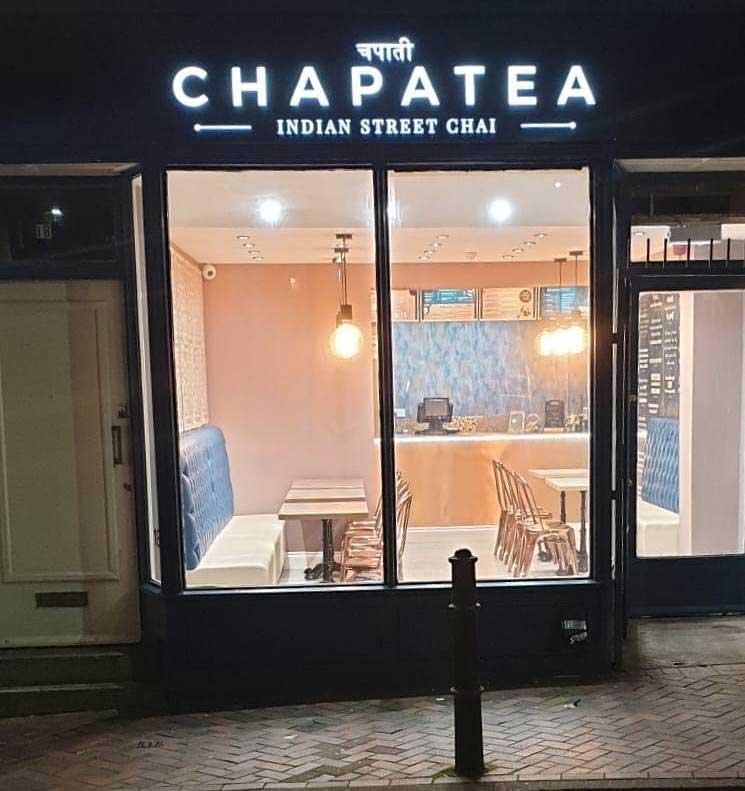 Chapatea Indian Street Food Tea Leciester Leciestershire Halal Restaurant