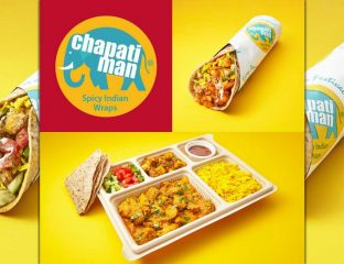Chapati Man Indian Halal Camden London