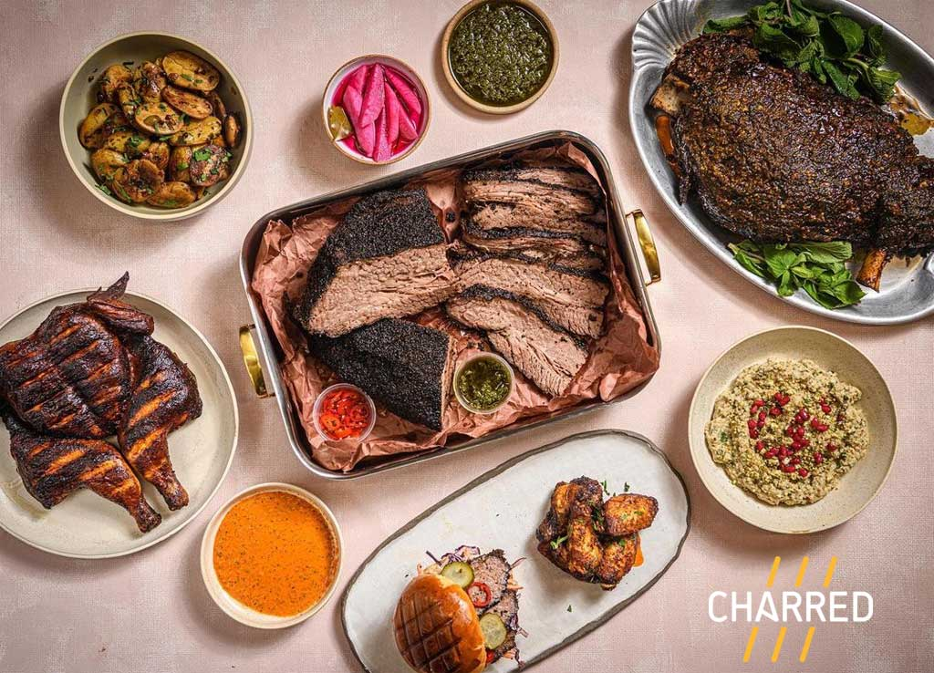 Charred Halal Meat Delivery Meals