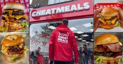 Cheat Meals Halal Burgers Restaurant Hayes London