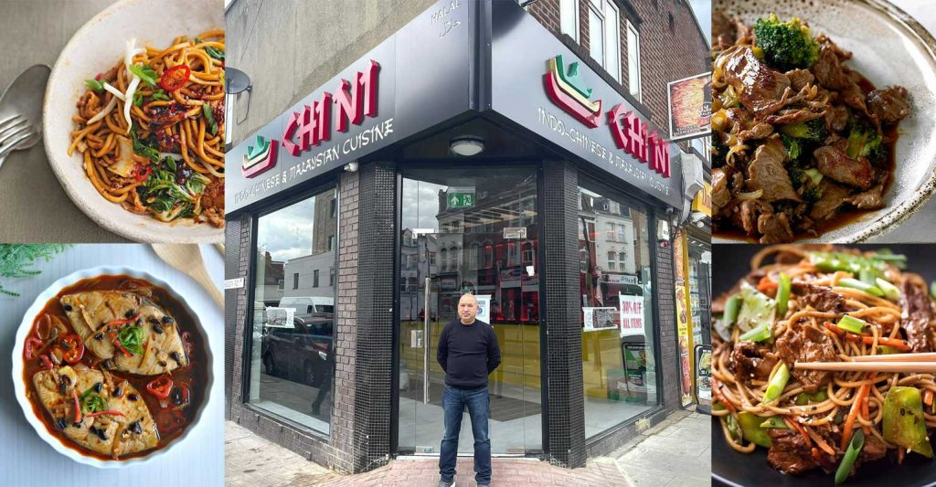 Chi Ni Indo-Chinese Malaysian Halal Restaurant London Tooting