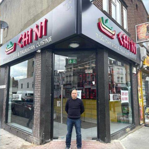 Chi Ni Indo-Chinese Malaysian Halal Restaurant London Tooting