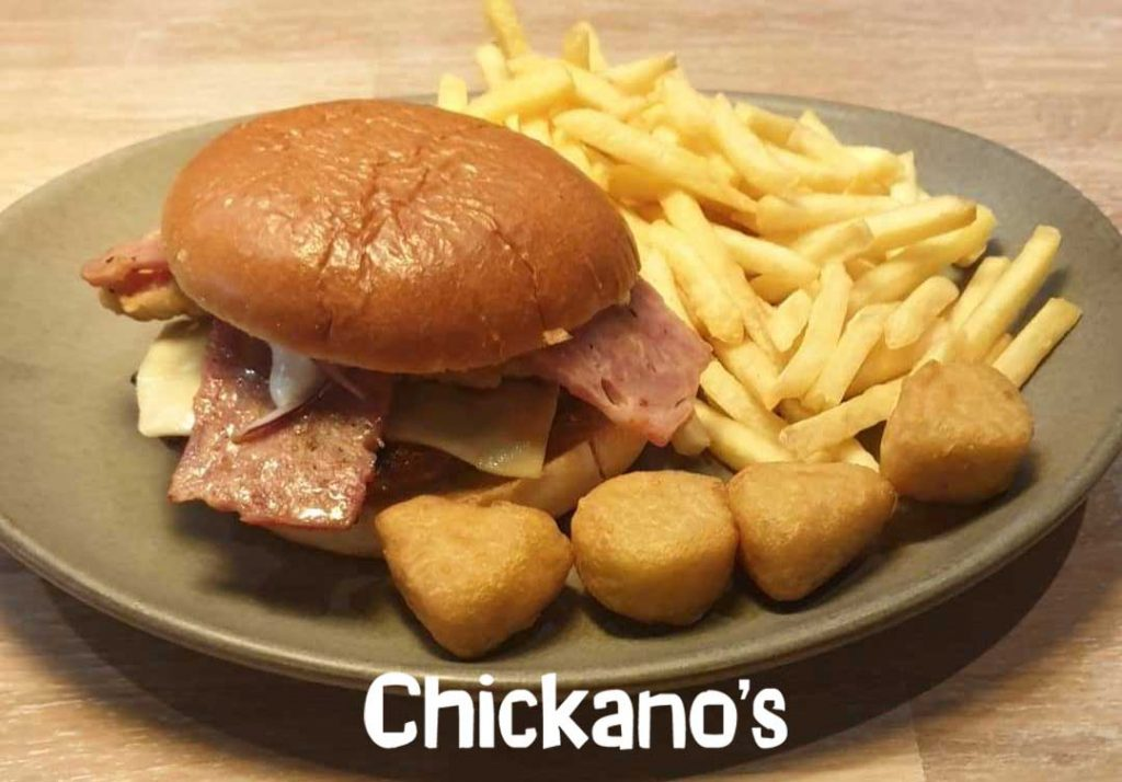 Chickano's Chicken Burgers Leicester