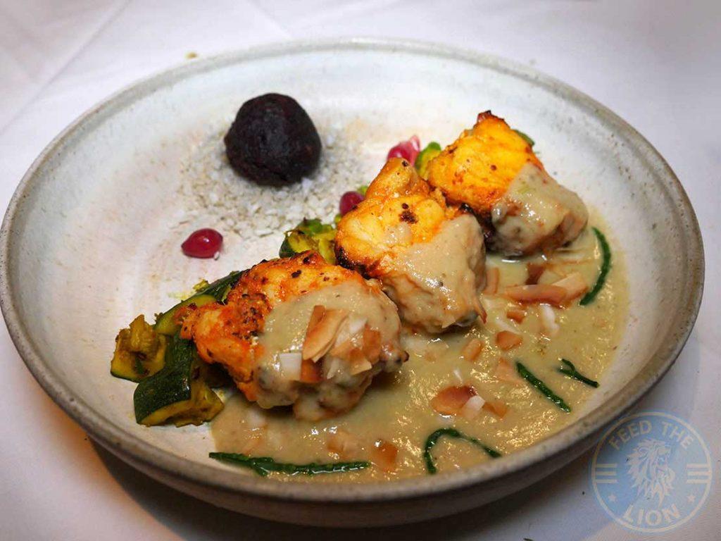 Kanishka Indian Halal restaurant Mayfair London chef Atul Kochhar