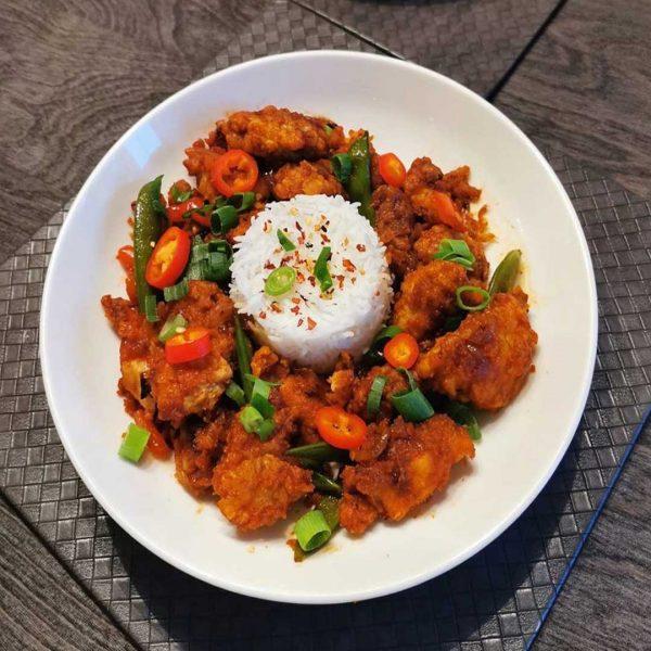 Chicken Firecracker recipe everday_mummy_diaries