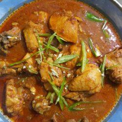Chicken Karahi Pakistani Recipe Annie's Cooking