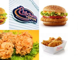 Chicken Spot Dagenham Halal London Burgers
