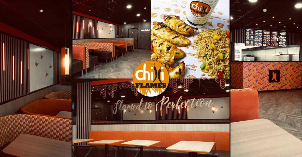 Chilli Flames Bolton Restaurant