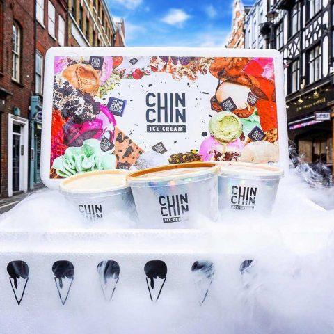 Chin Chin Ice Cream London