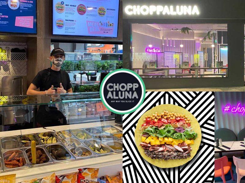 Choppaluna Bloomsbury London Halal Restaurant
