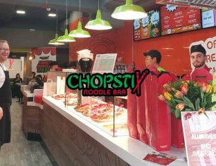 Chopstix Noodle Bar Earls Court London Pan Asian