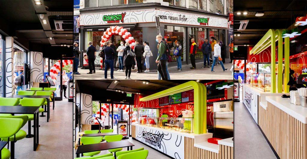 Chopstix Halal Restaurant Leicester