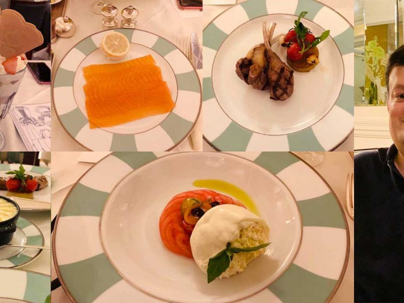 Claridge's Hotel Restaurant Halal London